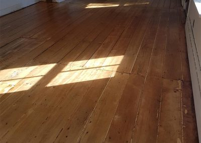 Refinished Floors
